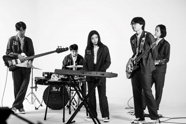 Thud - Hong Kong shoegaze band
